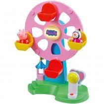 Peppa Pig Roda Gigante - DTC - c1d53bacfc7a4