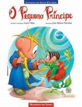 Pequeno Principe, O - Turma Da Monica - Girassol - 1