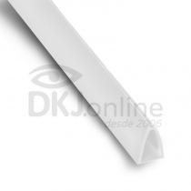Perfil Peg Doc PS Branco 10 mm barra 3 metros - Dkj.online