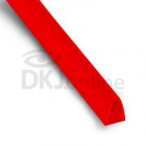 Perfil Peg Doc PS vermelho 15 mm barra 3 metros - Dkj.online