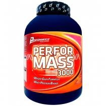 PerforMass 3000 Performance Nutrition 1.5 kg Sabor Morango - Performance Nutrition
