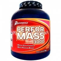 PerforMass 3000 Performance Nutrition 3 kg Sabor Baunilha - Performance Nutrition