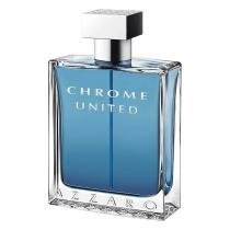 Perfume Azzaro Chrome United Eau De Toilette 50ml -