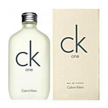 Perfume Calvin Klein CK One Unissex 100ml -