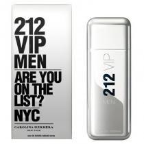 Perfume Carolina Herrera 212 Vip Masculino 100ml - Importado