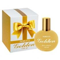 Perfume Deo Colônia Feminina Golden 100ml  Fiorucci - Fiorucci