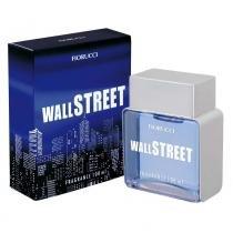 Perfume Deo Colônia Masculino Wall Street 100ml  Fiorucci - Fiorucci