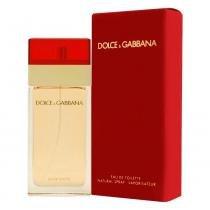 c4903075f654d Perfume Dolce Gabbana EDT Feminino - 100ml -