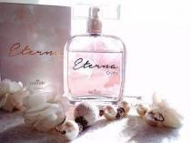 Perfume Feminino Eterna Cristal Hinode 100ml -