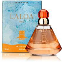 Perfume Feminino Via Paris Laloa Eau de Toilette - 100ml -