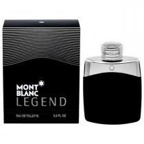 Perfume Masculino Mont Blanc Legend Edt 100 Ml -