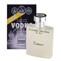 Perfume Masculino Vodka Extreme 100ml - Paris Elysees - Paris Elysees