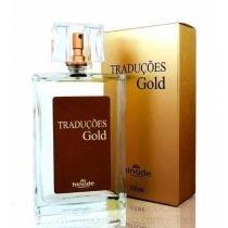 Perfume Traduções Gold n 4 Hinode  Dolce  Gabbana 100ml -
