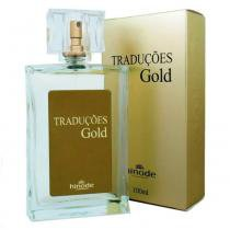 Perfume Traduções Gold Nº 62 Masculino 100ml - Hinode - Hinode