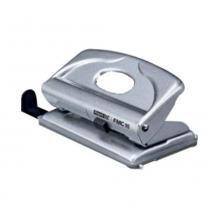 Perfurador de Papel Compacto Rapid FMC 20 - Perfura até 20 folhas 14917 -