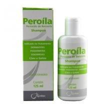 Peroíla Shampoo (Peróxido Benzoíla) Cães e Gatos 125ml - Syntec -