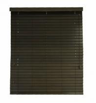 Persiana Horizontal de Bambu 50mm 1,40L X 1,40A - Tabaco - Top Flex