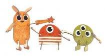 Personagens 3D Monstros - Krooom - Krooom