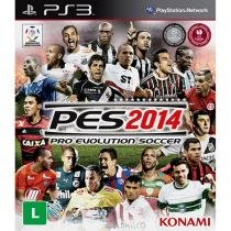 PES 2014 Pro Evolution Soccer - PS 3 - Sony