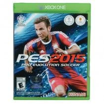 PES 2015 Pro Evolution Soccer - Xbox One - Microsoft