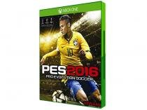 PES 2016 - Pro Evolution Soccer para Xbox One - Konami