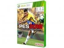 PES 2018 para Xbox 360 - Konami Pré-venda