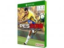 PES 2018 para Xbox One - Konami Pré-venda