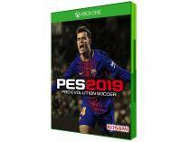 PES 2019 Pro Evolution Soccer para Xbox One - Konami Pré-venda