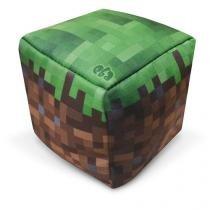 Peso de Porta Minecraft Terra - Marrom - Único - Gorila Clube