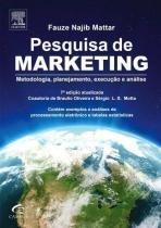 PESQUISA DE MARKETING - 7º ED - Campus universitario (elsevier)