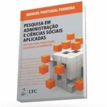 Pesquisa Em Administracao E Ciencias Sociais Aplicadas - Ltc - 1