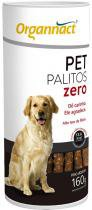 Pet Palitos Zero Organnact 160 gr -