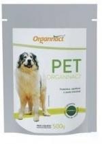 Pet probiotico 500g - organnact vencimento junho 2018 -
