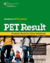 Pet result sb and online wb - 2nd ed - Oxford university