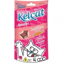 Petisco Kelco Kelcat Snacks Salmão - 40 g -