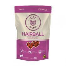 Petisco Luopet Cat Menu Hairball -