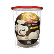 Petisco XisDog Puppy Chips Pote - 295 g -