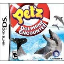 Petz dolphinz encounter - nds - Nintendo