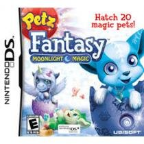 Petz fantasy moonlight magic - nds - Nintendo