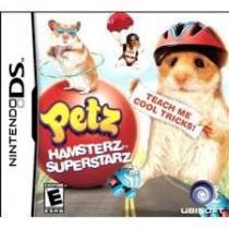 Petz hamsterz superstarz - nds - Nintendo