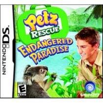 Petz rescue endangered paradise - nds - Nintendo