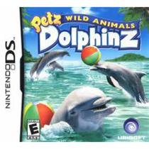 Petz wild animals dolphinz - nds - Nintendo