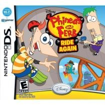 Phineas and ferb: ride again - nds - Nintendo