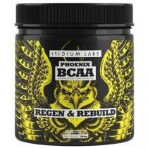 Phoenix BCAA Powder 3000 (Berry Mix) - 300g  - Iridium Labs -