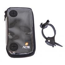 Phone Bag Bolsa De Bicicleta Porta Celular Smartphone Acte -