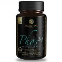 Phos 3+B (60 caps) - Essential Nutrition - Essential Nutrition