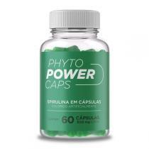 Phyto Power Caps - 60 Cápsulas -