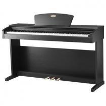 Piano Digital 88 Teclado Com 3 Pedais Kdm100 Michael -