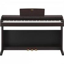 Piano digital arius ydp-143r marrom yamaha -