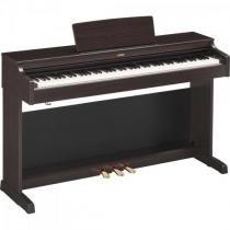 Piano Digital Arius YDP-163R Marrom Yamaha -